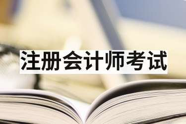 注册会计师考试
